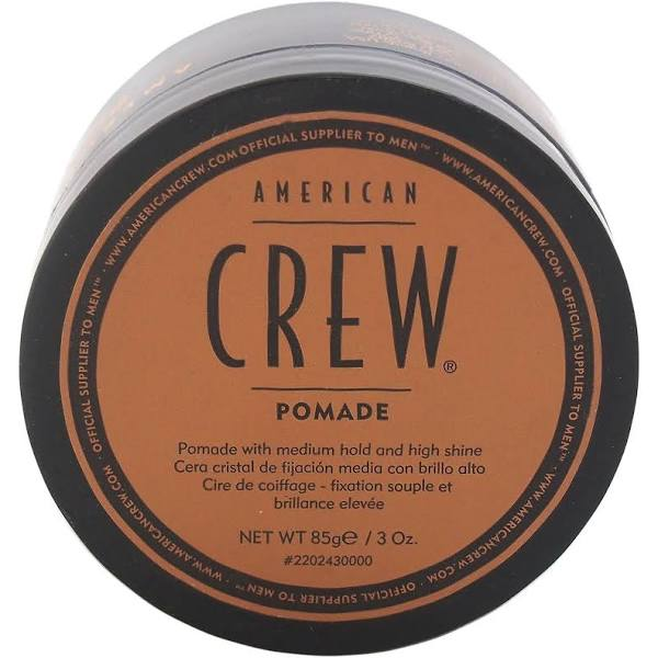 American Crew Pomade Container